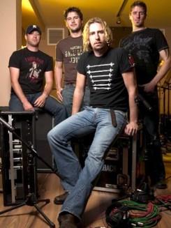 Nickelback - Kőkeményen tolta a drogokat Chad Kroeger