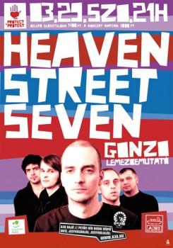 Heaven Street Seven - Heaven Street Seven az A38-on