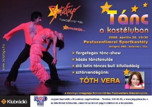 Tóth Vera - Egy táncos este Tóth Verával