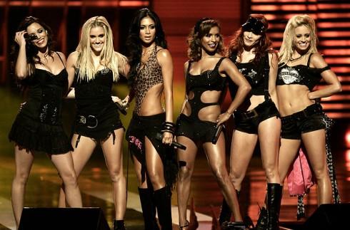 The Pussycat Dolls - Victoria Beckham a Pussycat Dolls új tagja