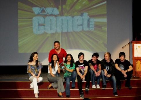 VIVA - A VIVA COMET 2008: a jelöltek