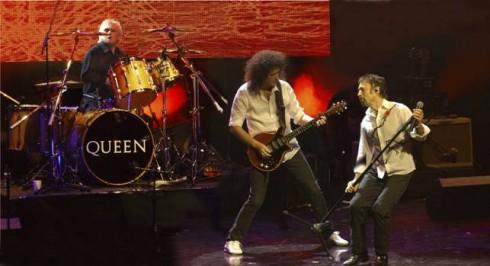 Queen - 3 hét múlva Queen+Paul Rodgers az Arénában!