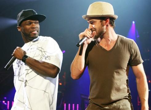 Justin Timberlake - Justin Timberlake lehúzza a rolót