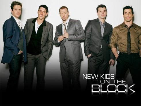 New Kids On The Block - New Kids on the Block: a mérlegvonás