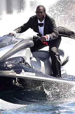 Puff Daddy - P. Diddy már készül a Bond-filmszerepre