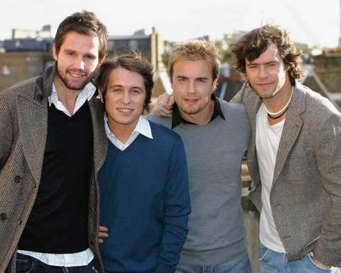 Take That - A két Circus-lemez brit párharca eldőlt