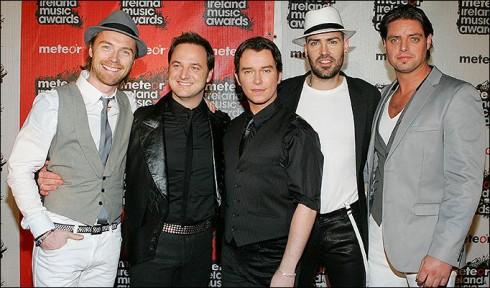 Boyzone - A Take That-el akar duettet a Boyzone