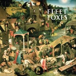 Fleet Foxes - 2008 lemezborítói