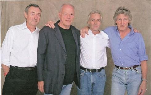 Pink Floyd - Újabb nagyágyúk haragja