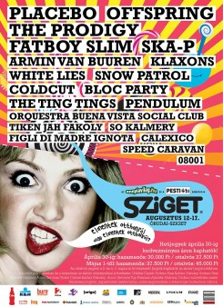 Sziget - Sziget 2009: augusztusban elmentek otthonról?