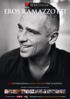 Eros Ramazzotti - EROS koncert Budapesten!