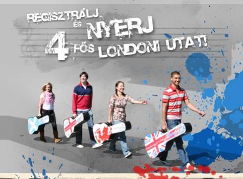 Britain Rocks - Britain Rocks: nyári kikapcsolódás brit fesztiválokon. Nyerj egy Londoni utat!