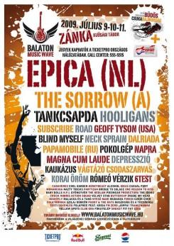 Balaton Music Wave Fesztivál - Mindjárt itt a Balaton Music Wave!