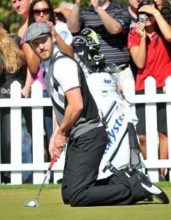 Justin Timberlake - Golfpályát nyit Justin Timberlake