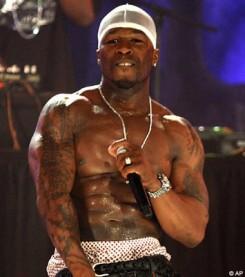 50 Cent - Merénylet készül 50 Cent ellen?