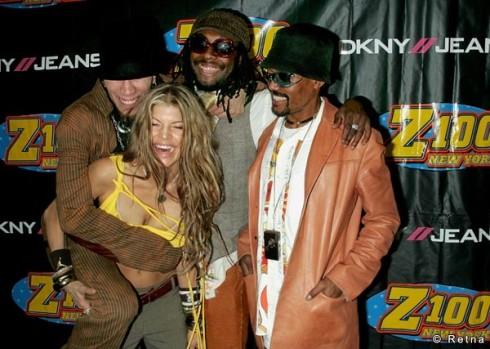 Black Eyed Peas - Rekordot döntött a Black Eyed Peas