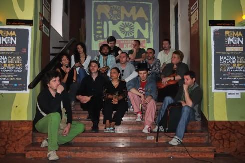 Kimnowak - Hazai zenekarok fognak össze a roma kultúráért