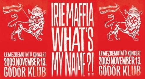 BRAINS - Brains és Irie Maffia - Budapest underground
