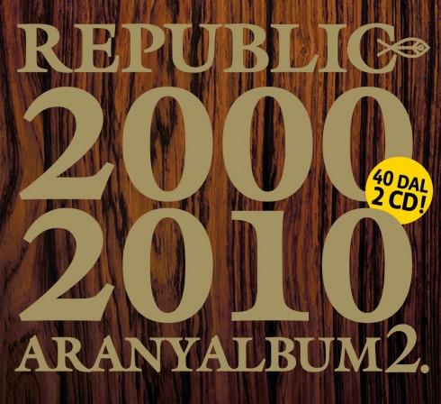 Republic - Republic – Aranyalbum 2.