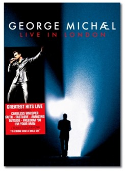 George Michael - George Michael: Live In London DVD decemberben