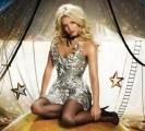 Britney Spears - Balesetezett Britney Spears teherautója