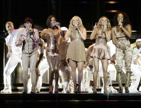 Spice Girls - Lerészegedett a Spice Girls