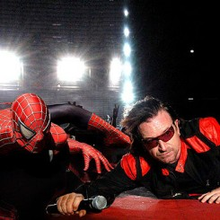 U2 - U2 - Pókember musical!