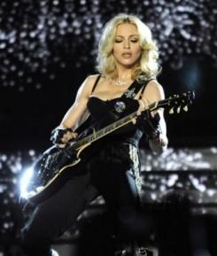 Madonna - Madonna - Sticky & Sweet turné DVD-n