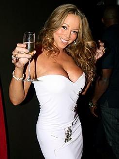 Mariah Carey - Saját pezsgőmárkája lesz Mariah Carey-nek