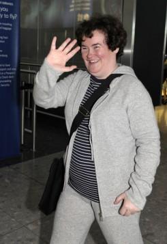 Susan Boyle - Szupergyors győzelem