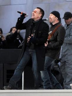 U2 - Készül az új U2 album