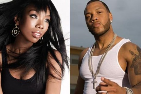 Flo Rida - Brandy és Flo Rida egy pár?