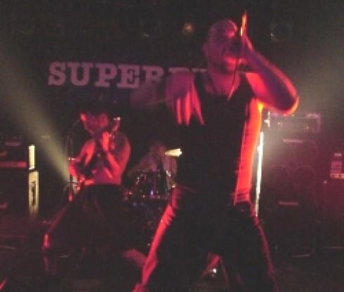 Superbutt - Friss hangok - Interjú a Superbutt zenekarral - 1. rész