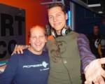DJ Tiesto - DJ Szeifert Tiestonál vendégeskedett Hollandiában