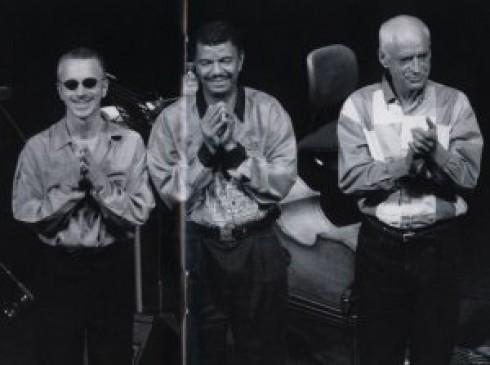 Keith Jarrett - Keith Jarrett – Gary Peacock – Jack DeJohnette: Always Let Me Go (ECM)