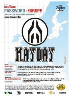 Sziget - Mayday 2003-Jelszó: Európa