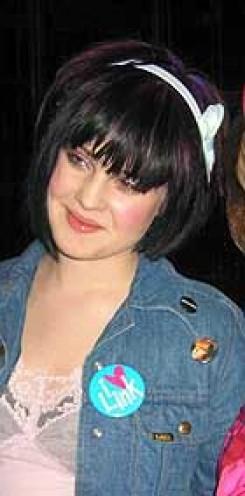 "Kelly Osbourne - Kelly Osbourne megízlelte az MTV ""való világát"""