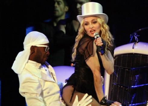 Madonna - Madonna történelmet ír