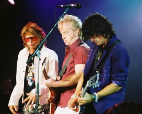 Aerosmith - Európai turnén az Aerosmith - Steven Tylerrel