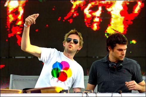 Groove Armada - A Groove Armada 12 évig készítette az új lemezét