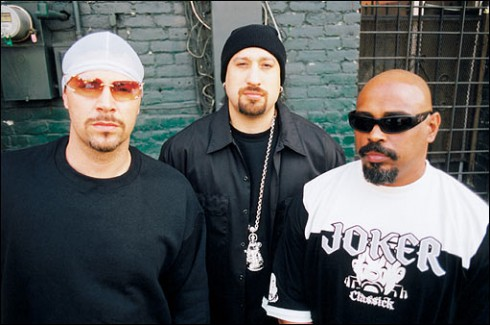 Cypress Hill - Sztárhegyek Cypress Hill új albumán