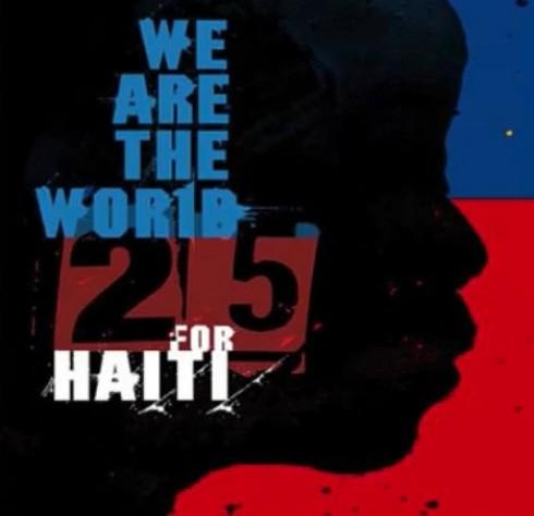 Michael Jackson - Haitiért énekelnek