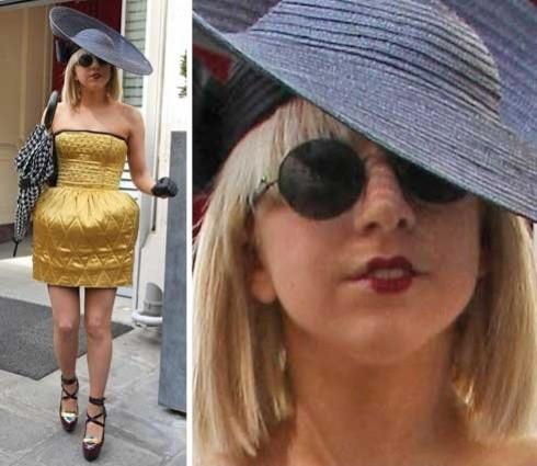 Lady GaGa - Lady Gaga inkább a halált választja!