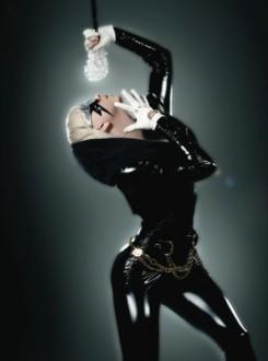Lady GaGa - Lady Gaga mint rock csirke