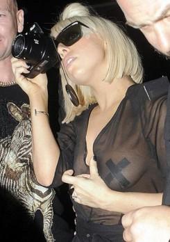 Lady GaGa - Lady Gaga mint botrányhős?