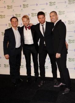 Boyzone - Boyzone – négyesben is a csúcson