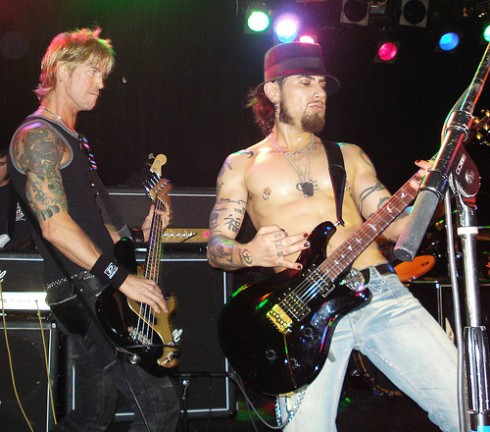 Duff McKagan - Duff McKagan a Jane's Addiction-ben folytatja
