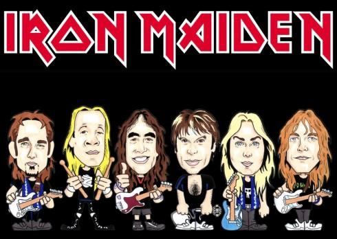 Iron Maiden - Szenzáció: Az Iron Maiden új albuma majdnem kész!