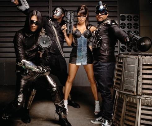 Black Eyed Peas - A Black Eyed Peas száma rekordot döntött