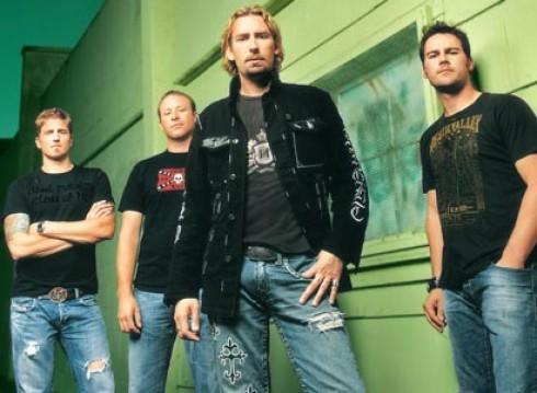 Nickelback - Chad Kroeger egy házibuliban énekel